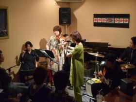4/10赤木りえ&白桃ロマネスク