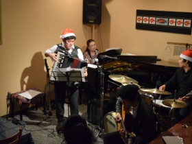 12/20クリスマス・ライブ・パーティ