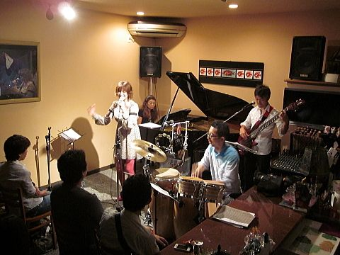 10/6『Masayo with Super Latin Trio』