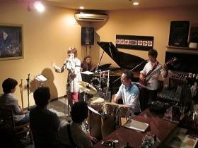 10/6『Masayo with Super Latin Trio』