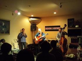 11/2『Joshua Breakstone Trio』