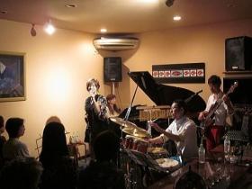 5/14Masayo with Super Latin Trio