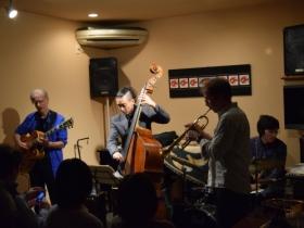 11/14Joshua Breakstone Trio