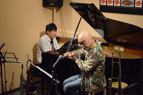 6/22佐野聡・青柳誠