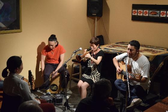 4/9JAZZ BATA feat. マルセロ木村