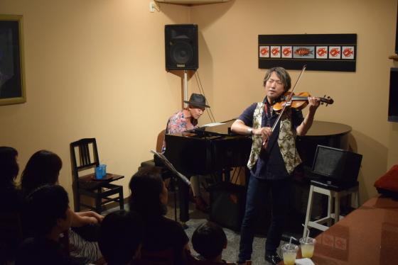 8/25高橋誠・杉丸太一