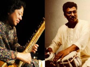 『北インド古典音楽』井上憲司・Tansen Shrivastava