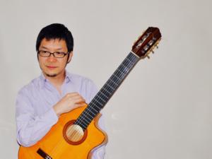 越田太郎丸ボサノバギターソロツアー