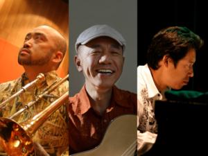 『Quatro Cores Trio』佐野聡・小畑和彦・加藤実