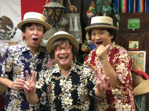 「浪花クレオール」新春音曲ショー