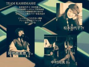 TEAM KASHIMASHI