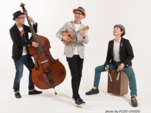 Ukulele Swing Trio